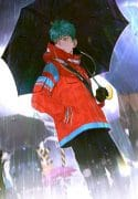 Knight in Rain